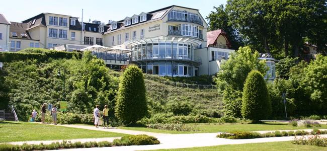 Hotel in heringsdorf