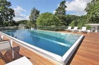 5 Sterne - Pool und Sauna