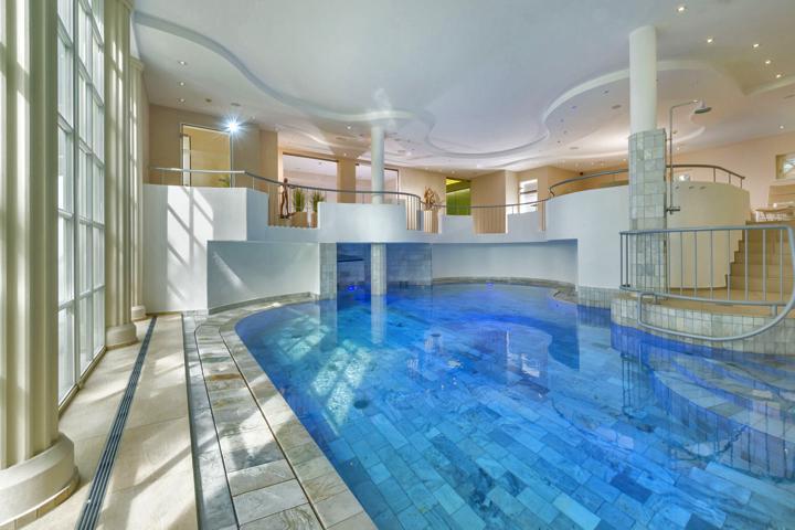 Sterne Hotel Ostsee Mit Pool