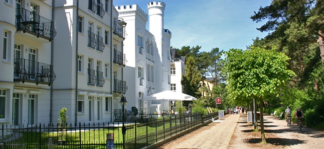 Angebot für 2 Tage Kurzurlaub in Ahlbeck