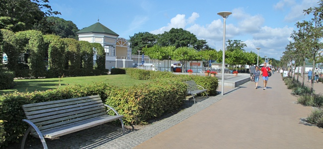 Angebot für 3 Tage Wellness-Kurzurlaub in Göhren
