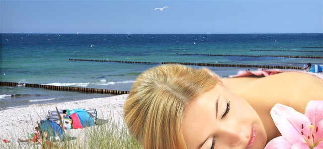 3 Tage Wellness Kurzurlaub an der Ostsee