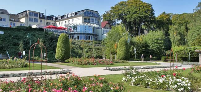 Sommerurlaub mit Ostseeblick in Heringsdorf auf Usedom