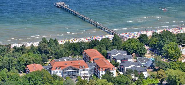 Wellness-Kurzreise nach Boltenhagen an der Ostsee