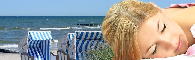 Angebotstipp: Wellness Kurzurlaub Ostsee