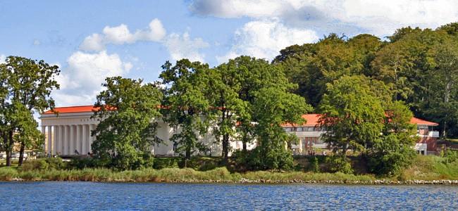 Hotel Badehaus Goor Rügen