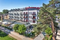 Ostseeurlaub Strandhotel Heringsdorf
