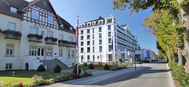 Upstalsboom-Hotel in Kühlungsborn
