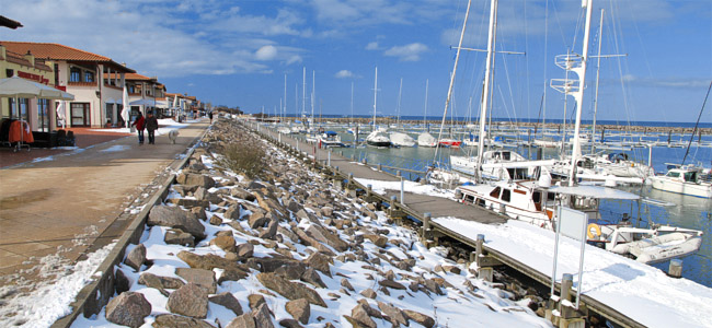 Ostsee-Kurzurlaub im Januar