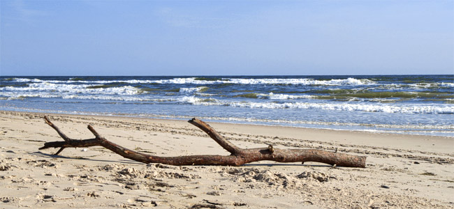Ostsee-Kurzurlaub im März