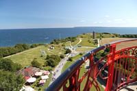 Ostsee-Blick vom Leuchtturm