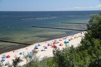 Strand und Steilküste Koserow