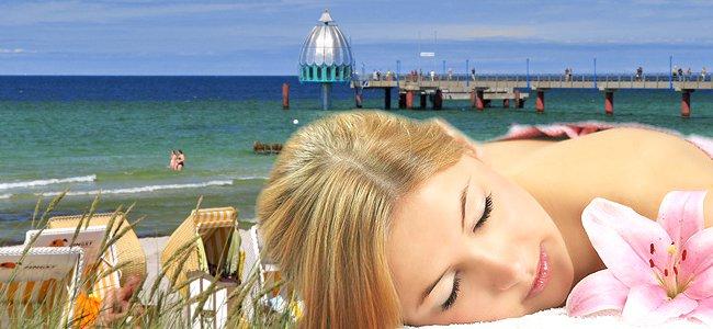 Was kostet ein Wellness-Wochenende an der Ostsee?