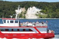 Ausflugsschiff Rügen